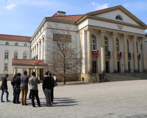 """Das Projekt """"Werde Jugendguide"""" des Vereins Jugend für Dora e.V. geht in die zweite Runde"""